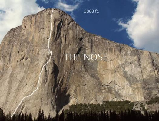 The Nose of El Capitan