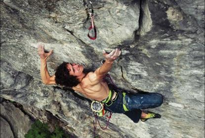 The Change 9b+ the best climber in the world verticalspirit.ro